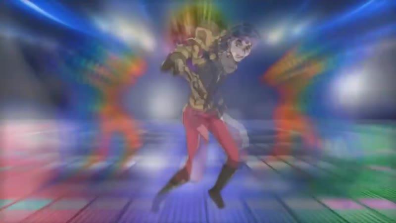 Мангаке танцует