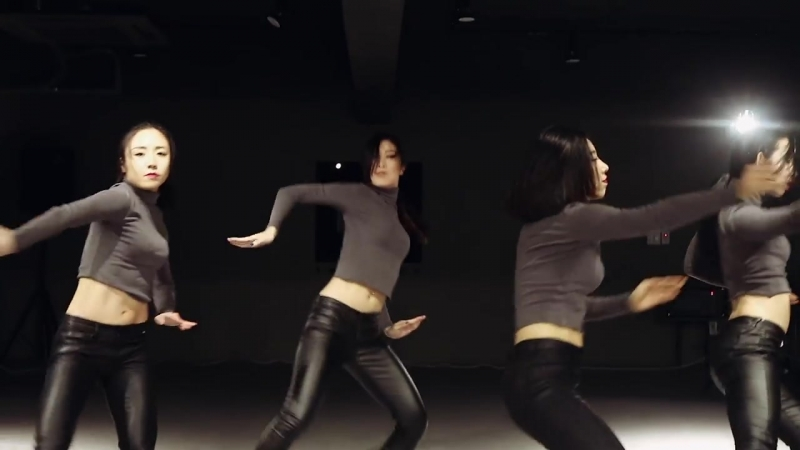 Lia Kim Choreography - La La Latch - Pentatonix (Official Ver.).mp4