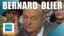 Bernard Blier raconte ses anecdotes avec Louis Jouvet Archive INA