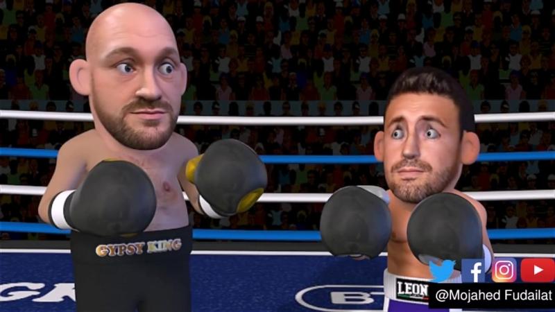 The Mack is Back Tyson Fury VS Sefer Seferi