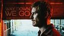 ✘ Erik Lehnsherr    Way Down We Go