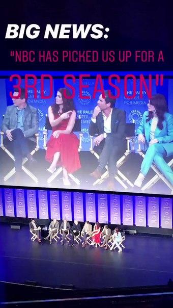 СиткомNBC«Уилл и Грейс» продлён телеканалом на третий сезон.