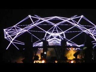 Chemical Brothers dj set - DAY OFF music festival - Parco Gondar - 15/08/2014