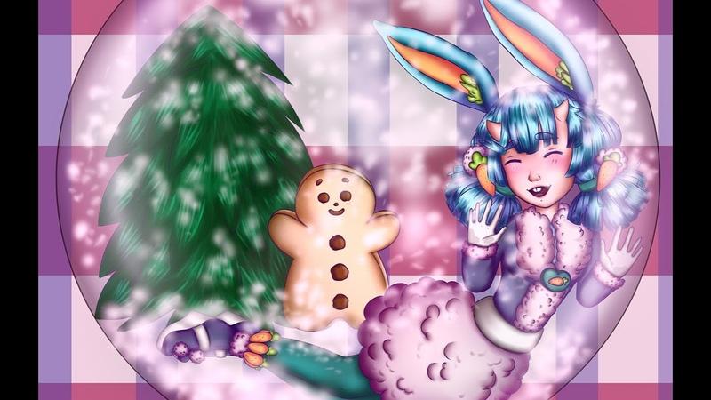 Speedpaint|Cutie bunny