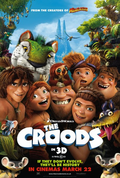 The Croods SWEDISH (2013)