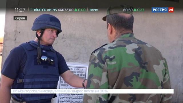 Новости на Россия 24 • Боевики атакуют сирийскую армию, пуская смертников одного за другим