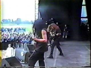 Morbid Angel - Roadie´s tepe: stagecams on several tours in 1996