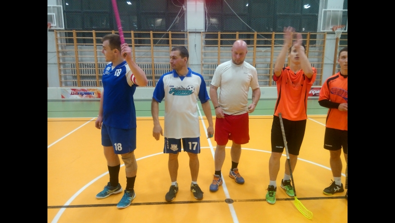 САФУ vs РЕМИКС Архангельск зал САФУ Фаворит САФУ 777 Флорбол FLOORBALL IFF ФС2017