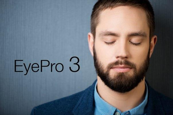 EyePro 3 позаботится о вашем зрении и напомнит о перерыве →