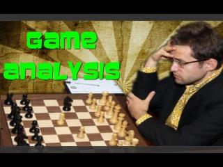 2013 FIDE Candidates - Levon Aronian vs Vassily Ivanchuk - Game Analysis - Budapest Gambit