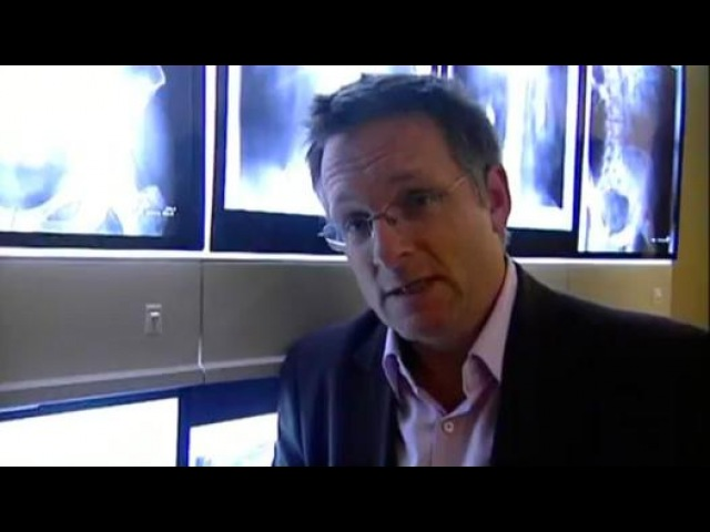 BBC: Кровь и внутренности. История хирургии. 3. Запасные части