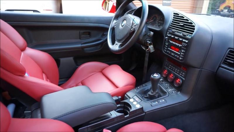 BMW E36 V8 M62B44 Hamownia