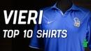 Classic Shirt Friday Christian Vieri Top 10 Shirts