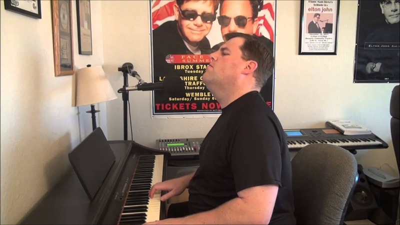 When I Get Where I'm Going (Brad Paisley), Cover by Steve Lungrin