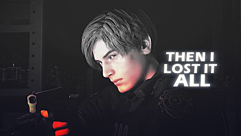 Resident Evil 2 Remake [GMV] - Lost It All