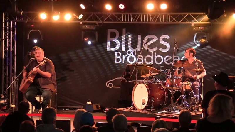 LLOYD SPIEGEL TIM BURNHAM @ BROADBEACH BLUES FEST 18 05 18