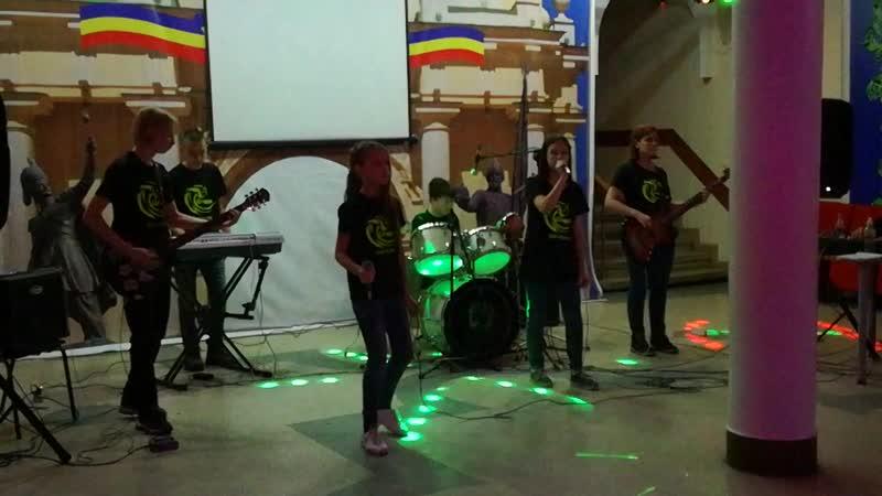 Enter SandmanМеталлика, в исп. рок-группы =ШТОРМ= 8 дек. 2018.