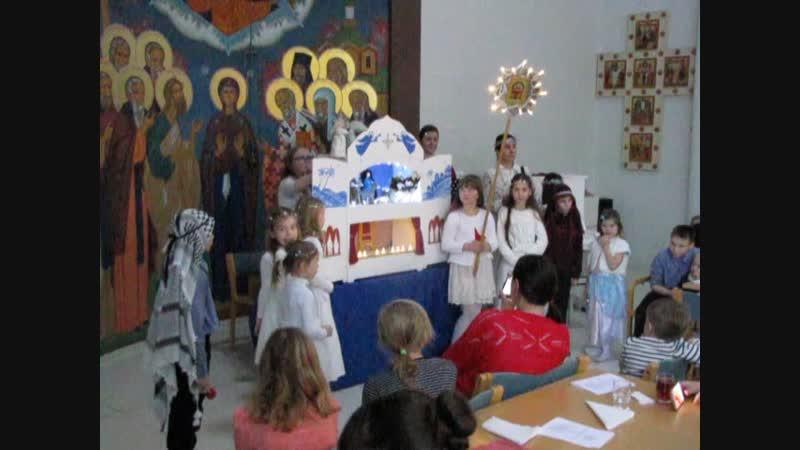 Кукольный спектакль Рождество Христово