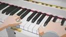 Piano playing | игра на пианино