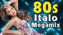 Best Of Italo Disco Hits - Greatest Hits 80s Classic Italo Disco - Oldies Disco Dance Songs Megamix