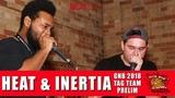 Heat &amp Inertia GNB 2018 Tag Team - Prelim