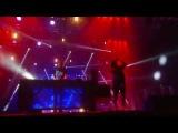 Skream Feat Sgt pokes - Live Sónar São Paulo 2012