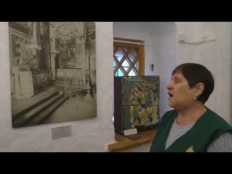 Саввино Сторожевский монастырь Исторический музей Сюжет 16