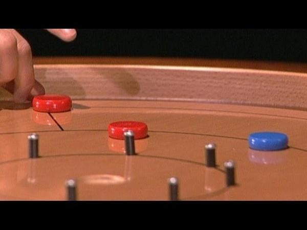Spiel 4: Crokinole - Schlag den Raab 48