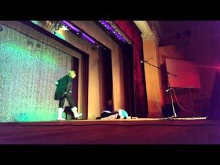 Бельфегор и Фран //Anix2014