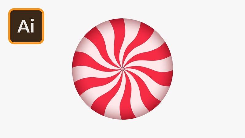 Create a Strawberry Cream Swirl in Illustrator