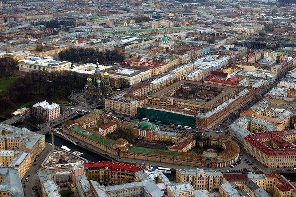10 мест, в которых очень трудно узнать Россию