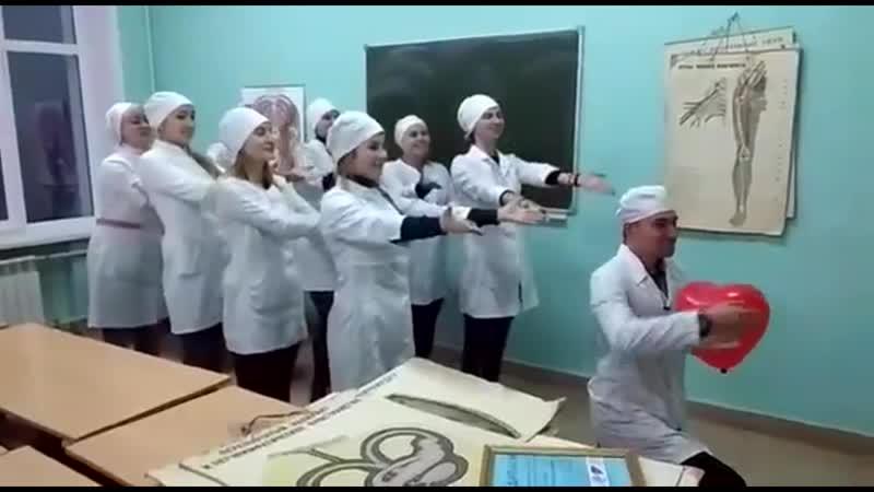 Любимые педиатры 7 группа :)