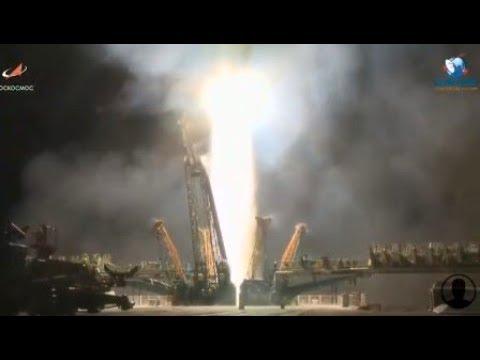 Старт космического корабля Прогресс МС-10 обсуждение