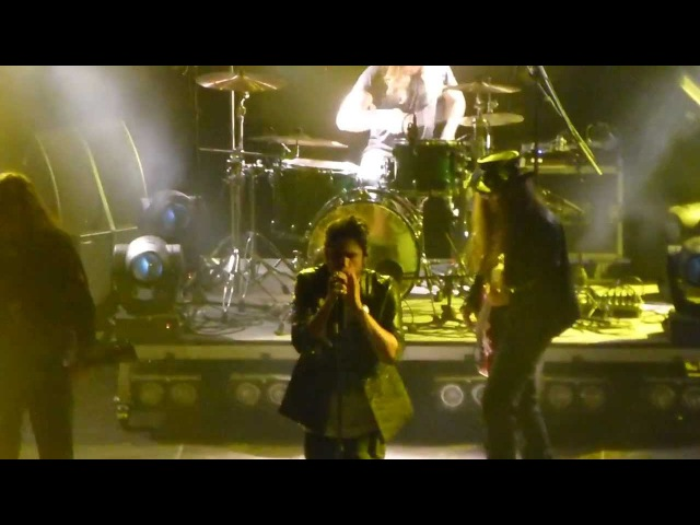 Lacrimas Profundere - Antiadore (Live Theatron München 24.08.2013)