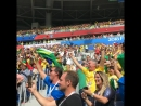 Бразилия 🇧🇷 🇨🇷 Коста Рика 2 0 Спасибо болельщикам Бразилии за эмоции