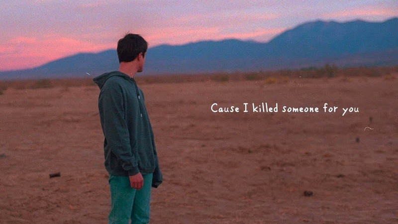 Alec Benjamin - If I Killed Someone For You [Official Lyric Video]