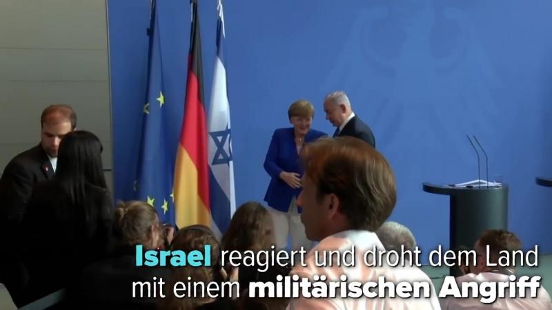 Ein Iran-Deal, mehrere Fronten (Schauspiel und Kriegshetze und Deutschland wieder mittendrin, fast wie Fußball-WM)