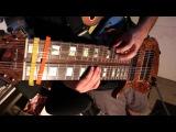 Jason Becker Tribute - Felix Martin - Ferrana (Guitar Arpeggios)