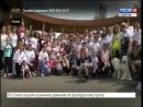 Забег в поддержку марафона Строим хоспис вместе