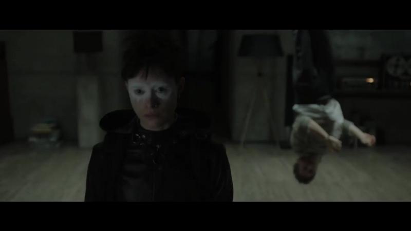 Девушка, запутавшаяся в паутине / The girl in the spider's web Трейлер