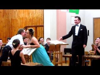 MVI_0904 - И. Кальман. Выходная ария Сильвы из оперетты