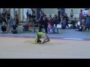 Alexandra Evdokimova - Baby Stars 2010 Обруч