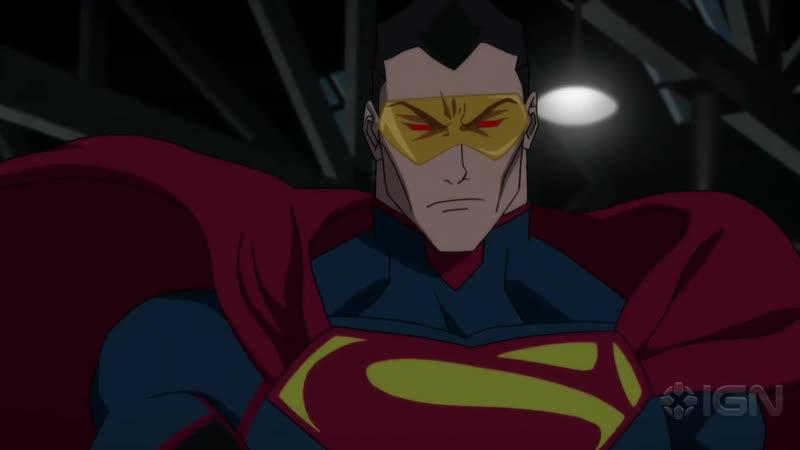 Reign of the Supermen Царство сверхчеловека 2019