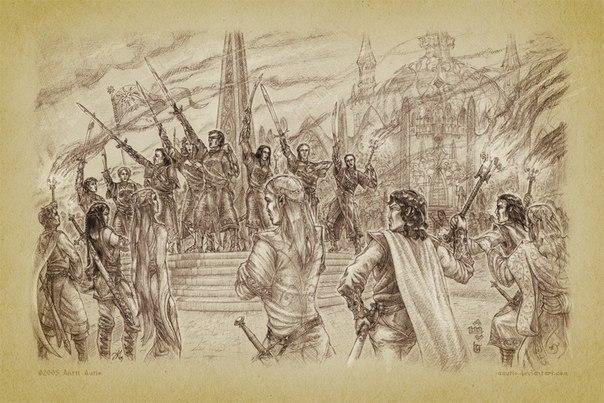 Ролевая игра валинор легенда - первая настоящая ролевая игра