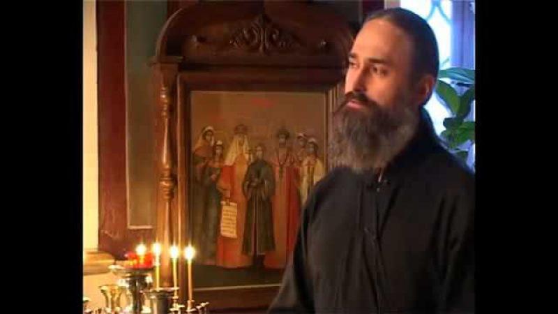 033 - Афонский монах Григорий об отроке Вячеславе Крашенинникове .