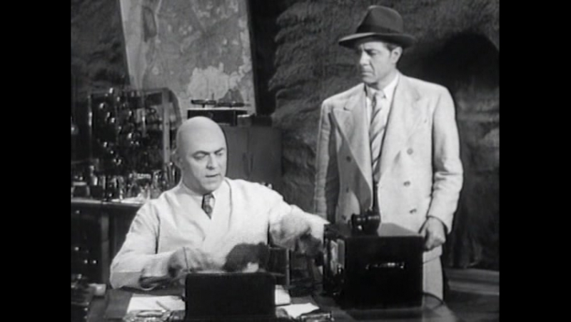Атомный Человек против Супермена (1950) часть 09