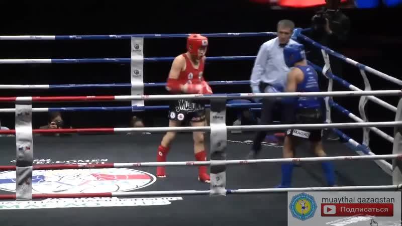 Эпичная битва! Лучший боец чемпионата Азии против тайского чемпиона. Этот и другие финальные поединки смотрите на нашем YouTube-