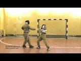 Фехтование на саблях №2. Пластунский рукопашный бой, система боя Леонид Полежаев.