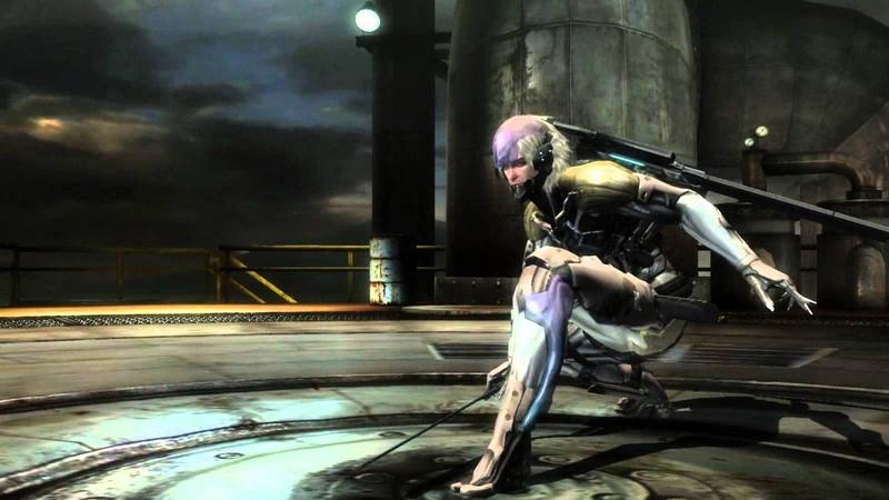 Metal Gear Rising Revengeance Mistral Boss fight No damage S Rank Revengeance