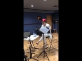 Twitter live by Kang Sung Hoon, The Gentle Concert Practice (23.07.2018)